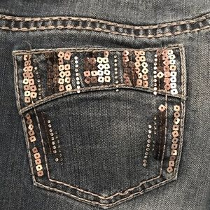 Straight leg jeans from Maurices